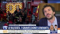 Incendie: cinq enfants grièvement blessées dans un incendie à Aubervilliers