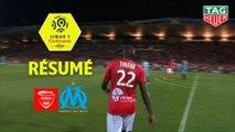 Nîmes Olympique - Olympique de Marseille (3-1)  - Résumé - (NIMES-OM) / 2018-19