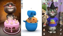 Talking Tom Cat Vs Talking Pocoyo Reion Compilation Funny Videos new | MasDivertidoTV
