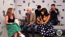 The Good Place Ted Danson On Bartending Again After Cheers  SDCC 2018  Entertainment Weekly