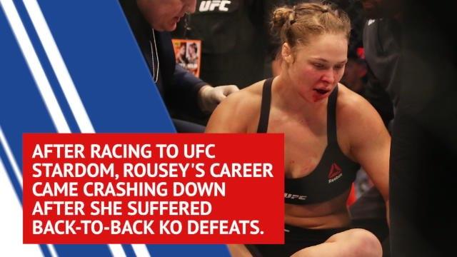 Ronda Rousey career profile