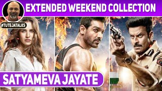 Satyameva Jayate | Extended Weekend Collection | John Abraham | Manoj Bajpayee |