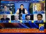 عمران خان نے وزیر اعظم ہاﺅس جاتے ہی نواز شریف کے اخراجات کی تفصیل طلب کی تو جواب ملا کہ ..... سلیم صافی