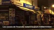 Incendie à Aubervilliers: 7 blessés graves, dont 5 enfants