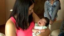 Palindroombaby geboren op 8-18-18 om 18 18