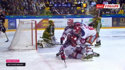 Top Buts Playoffs. Finale : Rouen - Grenoble