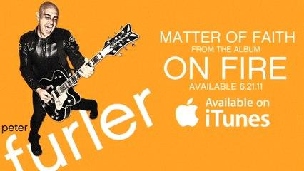 Peter Furler - Matter Of Faith