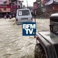 En Inde, les inondations ont fait 400 morts