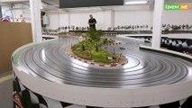 L'Avenir - Une réplique du circuit de Francorchamps pour voitures miniatures