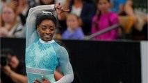 Simone Biles Returns From 2-Year Break And Dominates Nationals