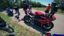 Extremely Close Calls, Road Rage, Crashes, Angry People & Scary Motorcycle Accidents [EP #116]