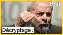 Portrait de Luiz Inácio Lula, ouvrier devenu président