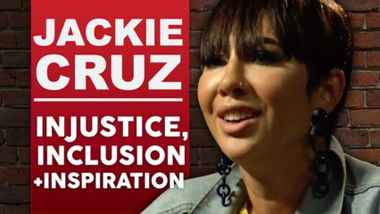 ORANGE IS THE NEW BLACK - JACKIE CRUZ ON INJUSTICE, INCLUSION AND INSPIRATION - Part 1/2 | London Real