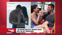 Our own @EWagmeister knows a little bit too much about Monday night's big #Bachlorette finale! If you're a citizen of #BachelorNation, you might want to plug your ears for THIS sneak peek on #PageSixTV!