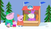 Peppa Pig Season 4 Episode 49 Snowy Mountain
