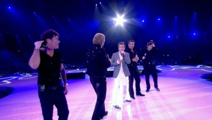 Toppers - Boyband Medley