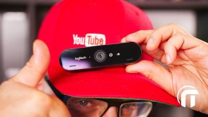 Devenir créateur vidéo avec une webcam ! (Logitech Brio 4K Stream Edition)