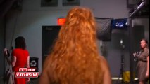 Part 5 Becky Lynch storms out of SummerSlam after attacking Charlotte Flair Exclusive, Aug. 19, 2018
