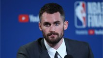Kevin Love Opens Up About His Anxiety