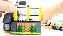 Indominus Rex Breakout Dinosaur bricks Jurassic World Lego compatible Speed Build