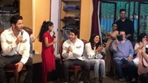 Priyanka Chopra's Fiance Nick Jonas sings for orphanage girls; Watch Video  FilmiBeat