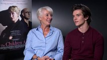 The Children Act - Exclusive Interview With Emma Thompson, Fionn Whitehead & Richard Eyre