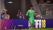 FIFA 18, Conquistando Bélgica / Conquering Belgium(360P)