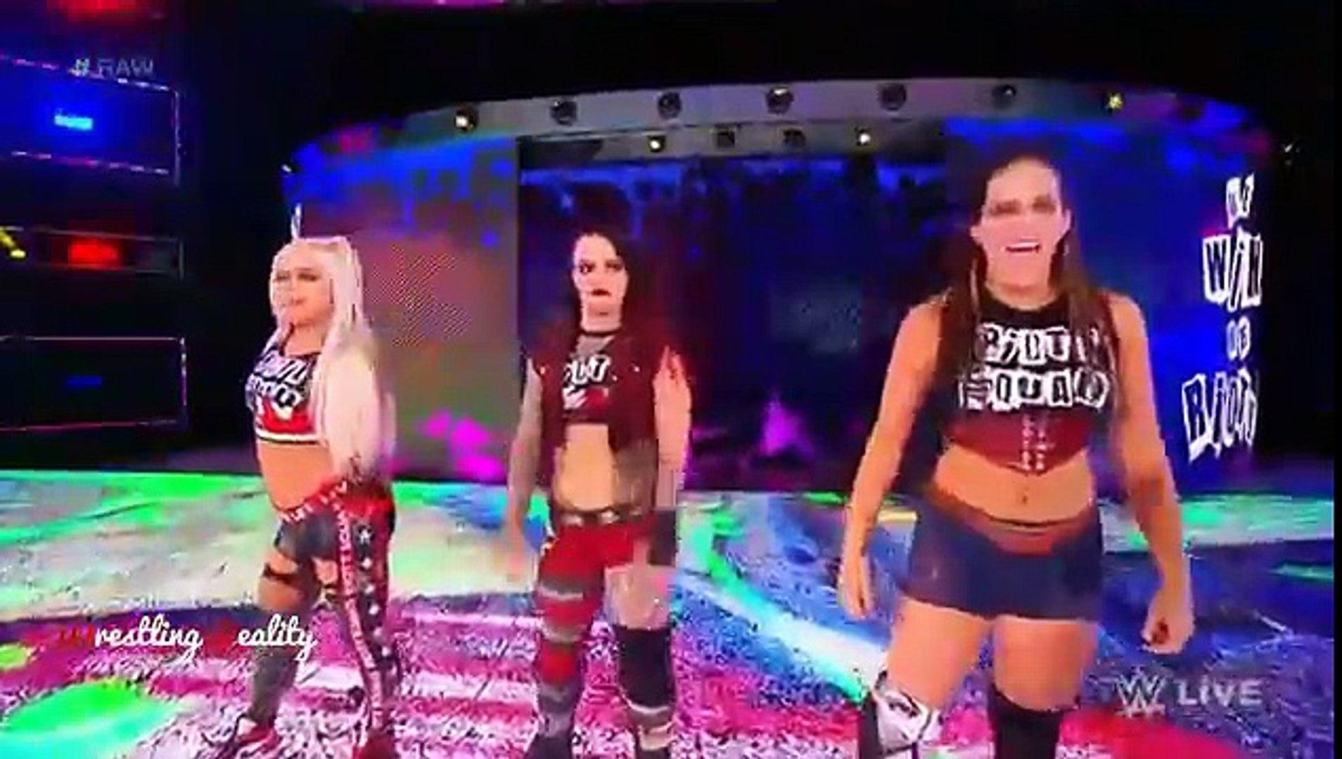 WWE Raw 20th August 2018 Highlights HD - WWE Raw 8-20-2018 Highlights HD(1)