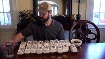 18 Taco Bell Taco Waffles Eaten In 6 Minutes | Jamie The Bear McDonald