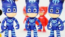 PJ Masks Surprise Cups with Connor, Amaya, and Greg Toys