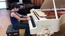 """SOAD """"Chop Suey"""" sur ce Bösendorfer Baroque Grand Piano"""