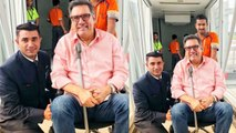 Boman Irani injured, Spotted on Wheelchair; Here's Why | FilmiBeat