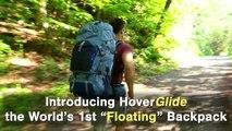 HoverGlide, le premier sac à dos « flottant »