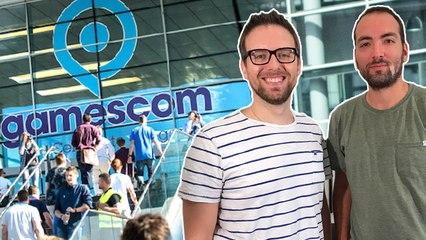Gamescom 2018 : Revivez la cérémonie d'ouverture à nos côtés