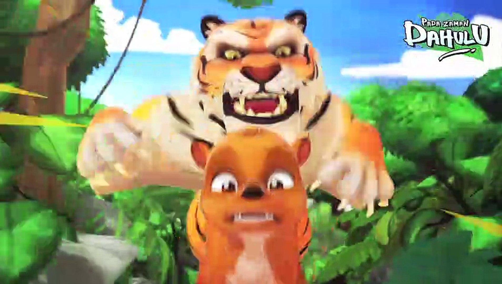 Cerita Aki Penghuni Hutan Harimau Terbaru Kartun Anak Anak Tv Hd 2019 Cinema Edy Action