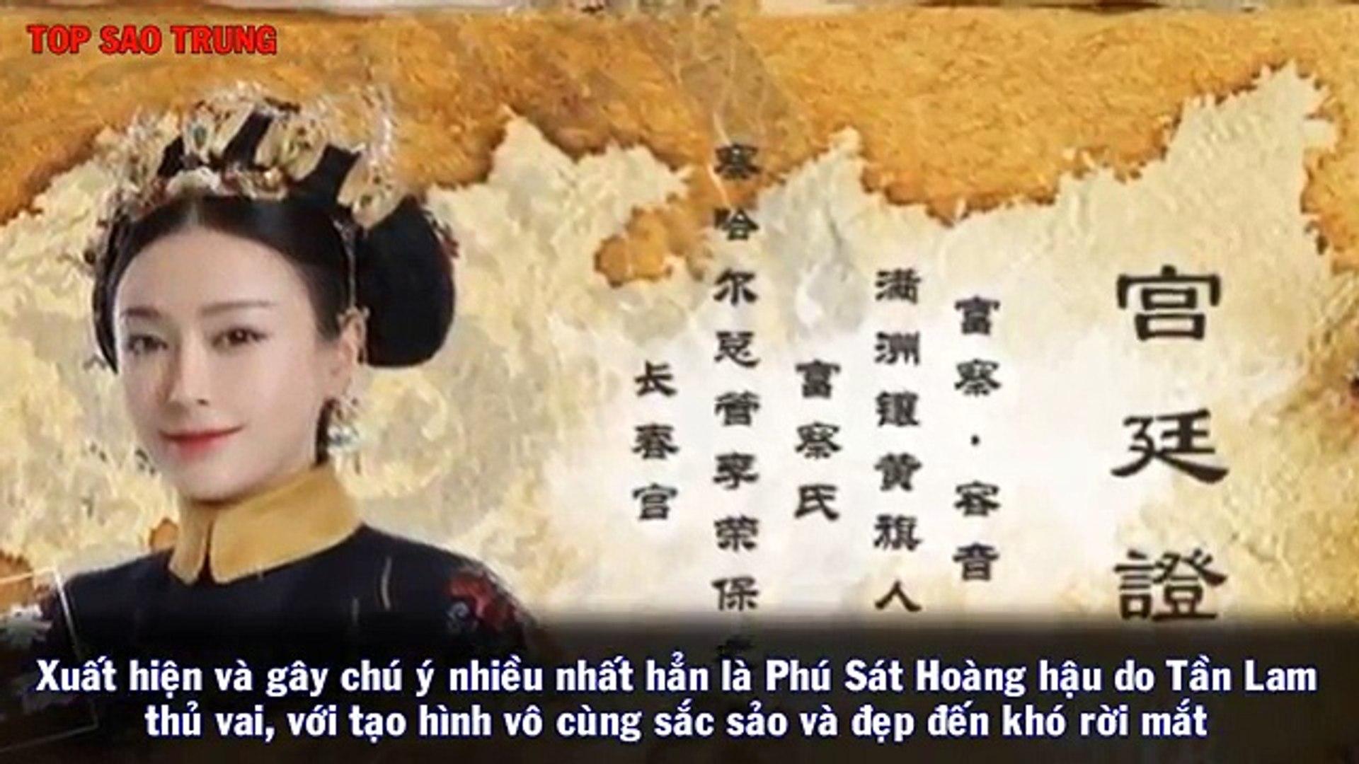 Trên phim Diên Hi Công Lược là mẫu nghi thiên hạ, có ai ngờ ngoài đời Hoàng hậu sành điệu thế này