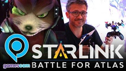 Gamescom : On a rejoué à Starlink, sur Switch et Xbox One, impressions rassurées ?