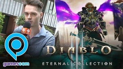 Gamescom : On a joué à Diablo III Eternal Collection, encore mieux sur Switch ?