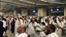 -  Milyonlarca Müslüman Mina'da Şeytan Taşladı