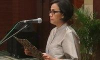 Sri Mulyani Batal Jadi Timses Jokowi-Ma'ruf Amin