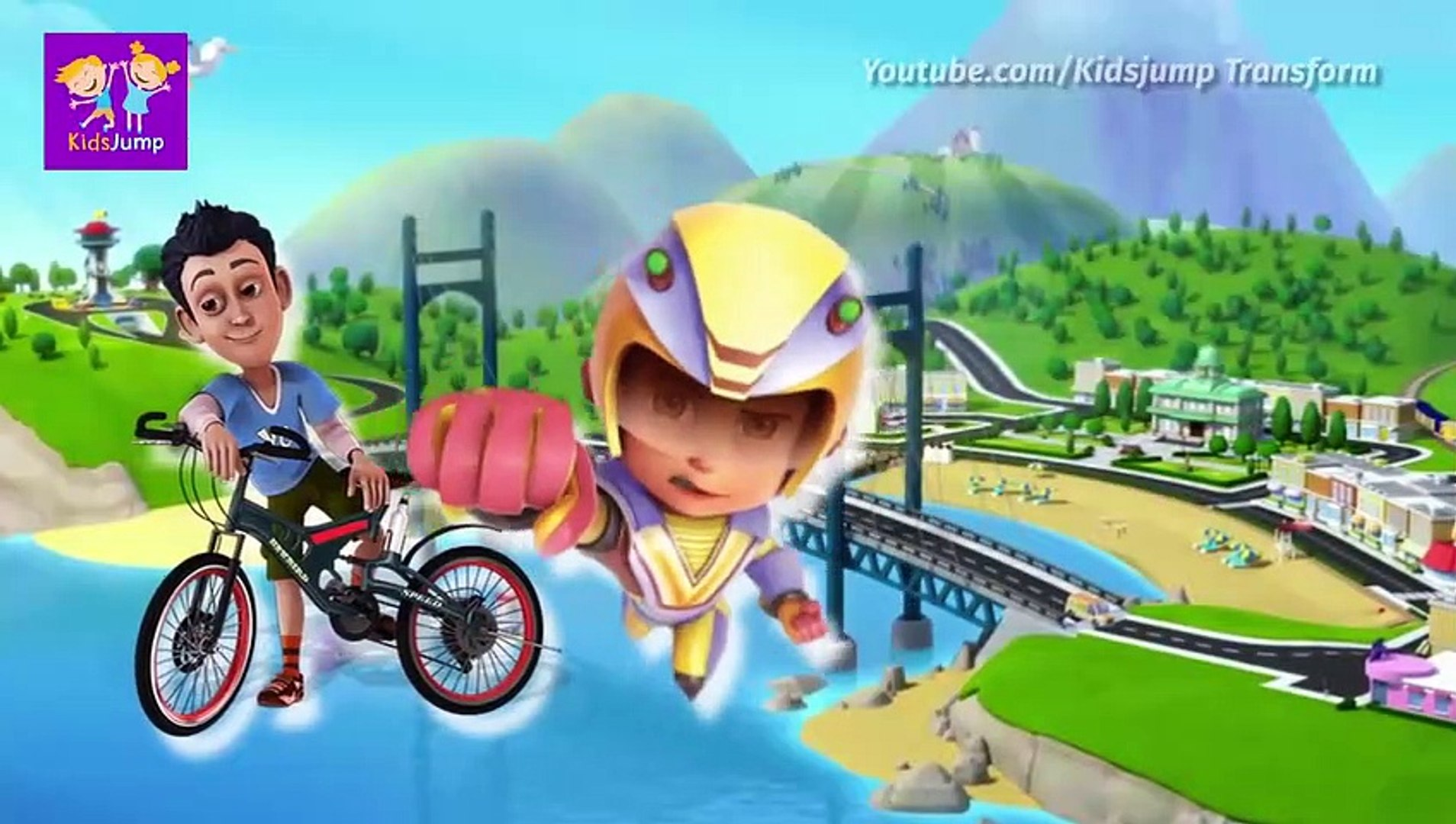 Shiva Cartoon VS VIR THE ROBOT BOY #02 Full Episode TV Movie Cartoon For  Kids ANTV , Tv hd 2019 cinema comedy action