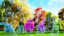 Солнечные Зайчики – мультфильм для самых маленьких - Мыльные пузыри - 3D