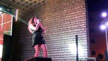 Interview Larusso en concert à Marignane - Août 2018