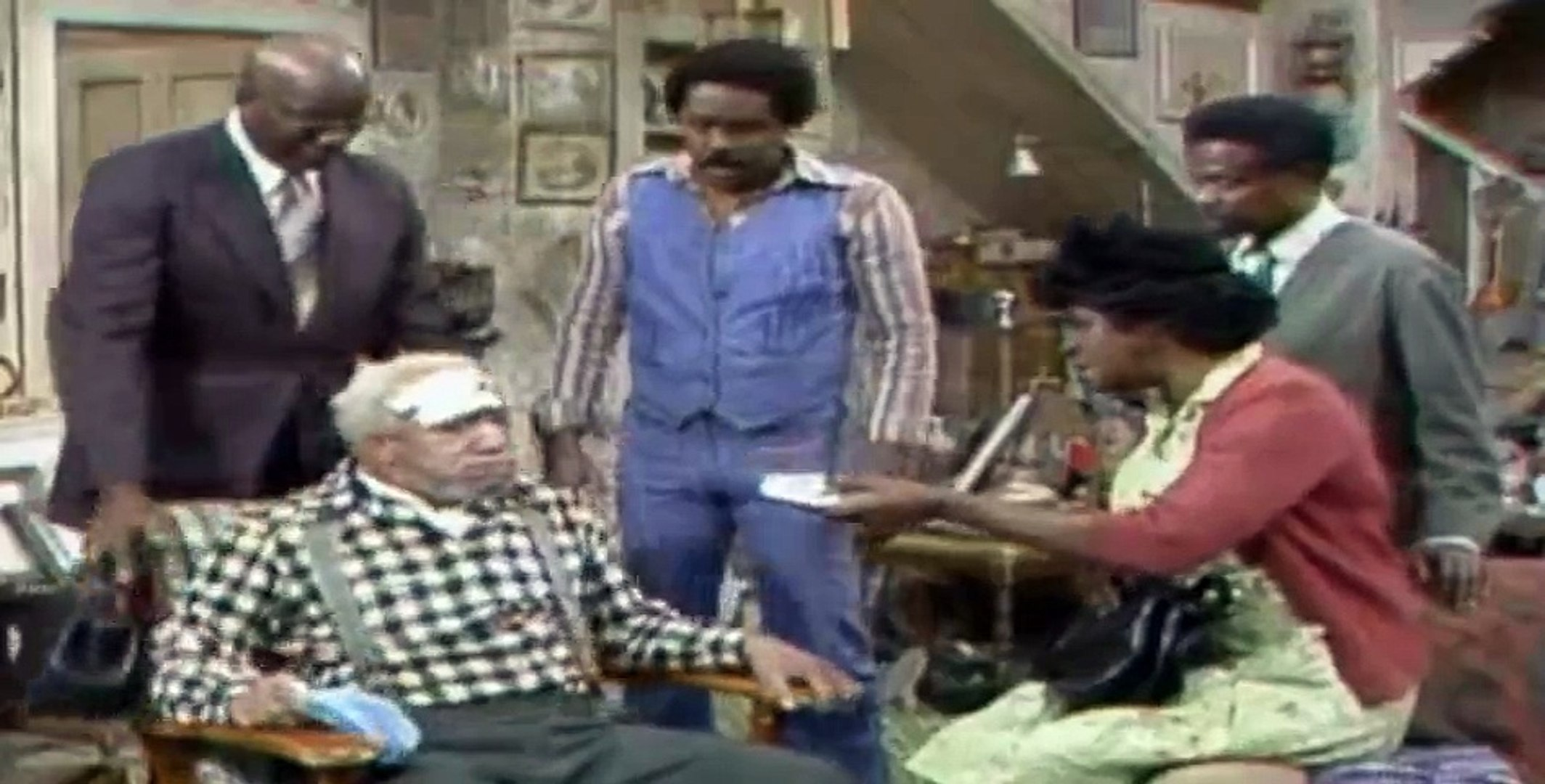 Sanford and Son S06 - Ep18 The Reverend Sanford HD Watch