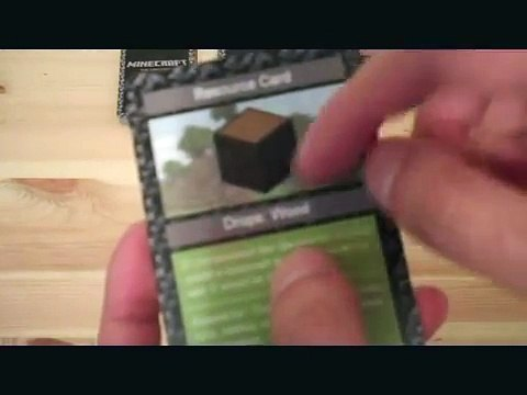 Minecraft the Card Game Tutorial 1