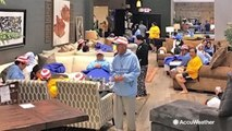 From evacuees to employees: 'Mattress Mack' speaks about his time sheltering Harvey evacuees
