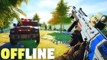 Top 10 OFFLINE FPS Games for Android and IOS [GameZone]