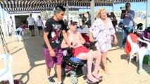 14.955 personas han hecho uso de las playas valencianas accesibles