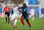 Coupe du Monde U20 Féminine : la 1/2 finale France-Espagne (0-1)