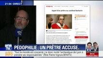 """""""Le cardinal Barbarin est empêtré depuis des années dans ces affaires"""", un prêtre appelle à la démission de l'archevêque de Lyon"""